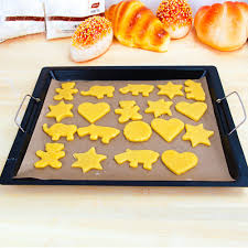 online shop 1pc fabric non stick baking tray mat oilpaper for