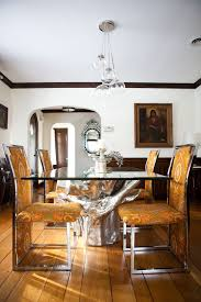 dining room table base glass dining table base dining room eclectic with arched doorway