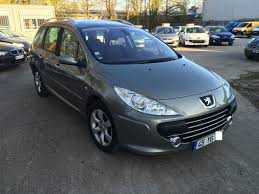 belle peugeot 307 1 6 hdi 110 2007 u0026 7 places auto cash