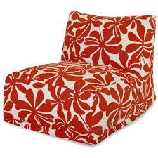 Modern Bean Bag Chair Outdoor Chairs Bean Bag Furniture Majestic Home Goods