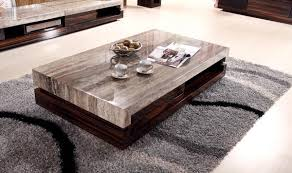 marble top coffee table square thippo