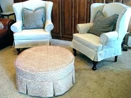 chair and ottoman slipcover slipcover for oversized chair and ottoman slipcovers for oversized