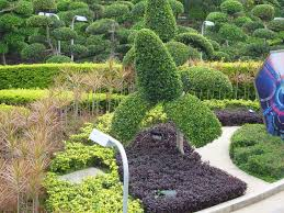 Backyard Flower Bed Ideas Design Garden Sloped Landscape Design Ideas Designrulz 3