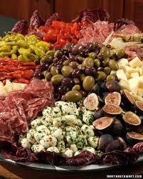 Large Party Dinner Ideas - best 25 antipasto tray ideas on pinterest antipasto platter