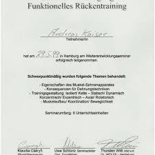 Vhs Bad Krozingen Profil U2013 Ihr Personal Trainer Andreas Kaiser Hamburg