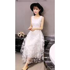 wedding dress korean ww 024 women korean style laced white bridemaid wedding dress