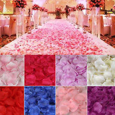 wedding flowers ebay wedding flowers petals garlands ebay