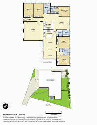 floor plan of windsor castle 44 chepstow drive castle hill nsw 2154 sold realestateview