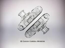 souvenir canon camera museum