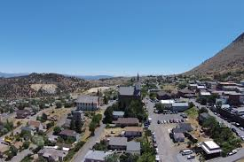 Virginia City Nevada Map by Virginia City Nevada Usa Dronestagram
