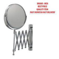 Extendable Mirror Bathroom Modern Extending Arm Bathroom Mirrors Ebay