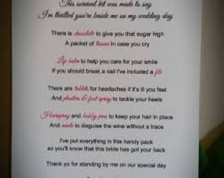asking bridesmaids poems bridesmaid poem etsy