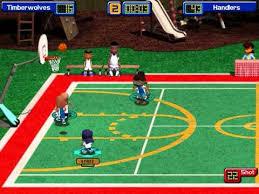 Backyard Sport Games Backyard Basketball Season Game 1 Vs Wolves Highlights Youtube