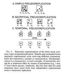 good experimental design pseudo replication and experimental design critical thinking in