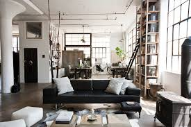 Black Sofa Pillows by Industrial Design Home Living Room Industrial With Great Room