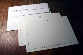 letterpress stationery letterpress note cards complete the suite spiffy press santa