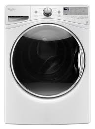 whirlpool wfw92hefw 4 5 cu ft front load washer w load u0026 go