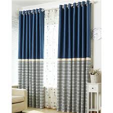 navy blue and white curtains curtains amazing navy blue