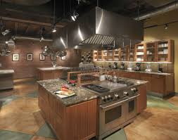 kitchen room 2017 brown wooden curved kitchen island connected