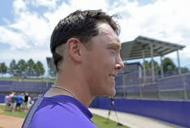 photos crazy hair styles live on as lsu baseball prepares for