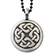 knot pendant necklace images Celtic knot works celtic knot necklace shield knot pendant jpg