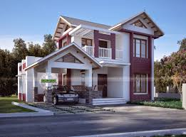 contemporary kerala home elevations youtube