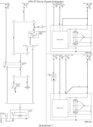 toyota previa wiring diagram with template images 73045 linkinx com