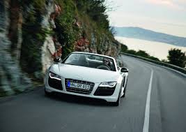 Audi R8 Spyder - audi r8 spyder wallpapers and backgrounds