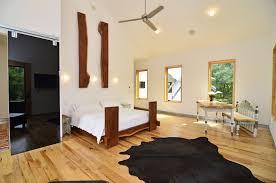 Contemporary Bedroom Bedroom Contemporary Bedroom Plus Artwork With Barn Door Plus