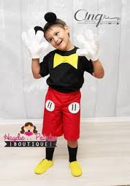 Halloween Mickey Mouse Costume Mickey Mouse 2 Costume Party