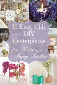 diy wedding centerpieces 21 easy chic diy centerpieces for weddings fancy how