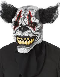 the collector halloween mask ani motion scary last laugh the clown mask costume craze