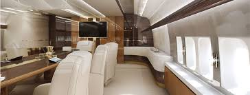 greenpoint technologies boeing business jet interior completions