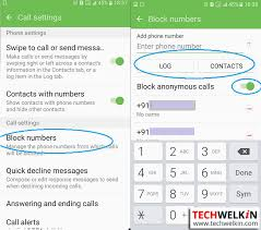 how to block a number on android phone block phone calls how to stop calls from unknown numbers
