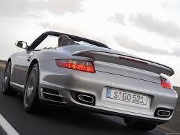 2008 porsche 911 turbo cabriolet 2008 silver porsche 911 turbo cabriolet wallpapers
