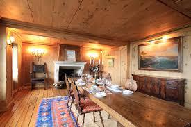 Grand Dining Room Chalet Eugenia Klosters U2022 Alpine Guru