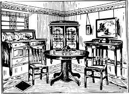Livingroom Living Room Clipart