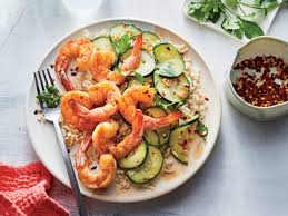 Ina Garten Shrimp Quick And Easy Seafood Recipes Cooking Light