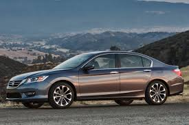 Honda Accord Interior India Used 2014 Honda Accord For Sale Pricing U0026 Features Edmunds