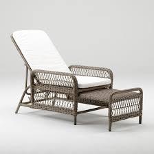 Kettler Jarvis Recliner Garden Chair And Footstool Kettler Furniture Chairs Garden