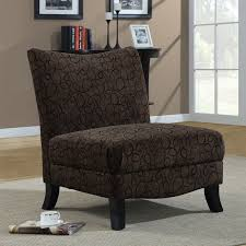 amazing of brown accent chair with north shore dark brown showood