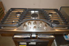Ge Built In Gas Cooktop Ge Pgp976set 36 In Gas Gas Cooktop Ebay