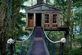 Treehouse Point Wa - honeymoon ideas romantic treehouse retreats roadtrippers
