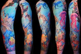 100 jellyfish tattoo designs for men free swimming marine ideas