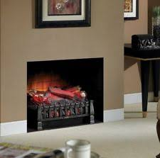 Realistic Electric Fireplace Logs by Electric Flame Heater Ebay
