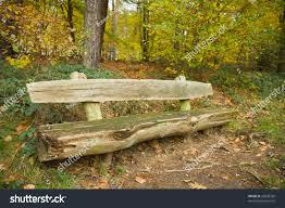park bench forest stock photo 26828332 shutterstock