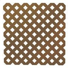 veranda lattice lumber u0026 composites the home depot