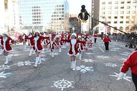 thanksgiving day parade in st louis