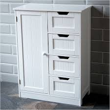 tall boy storage cabinet white wooden cupboard bathroom unit from