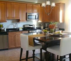 counter tables in the kitchen artisan crafted iron furnishings